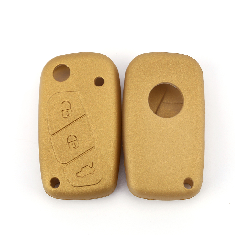 Silicone Key Bag for Fiat