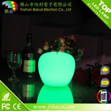 LED Table Light LED Apple