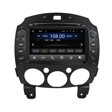 Multimedia Systems car dvd player for MAZDA 2