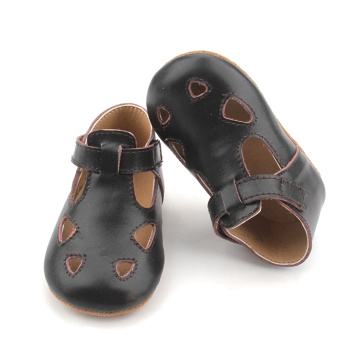 Sandal Kulit T Bar Mary Jane Baby Shoes