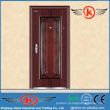 JK-S9005 design de porta de aço seguro / segurança em aço inoxidável