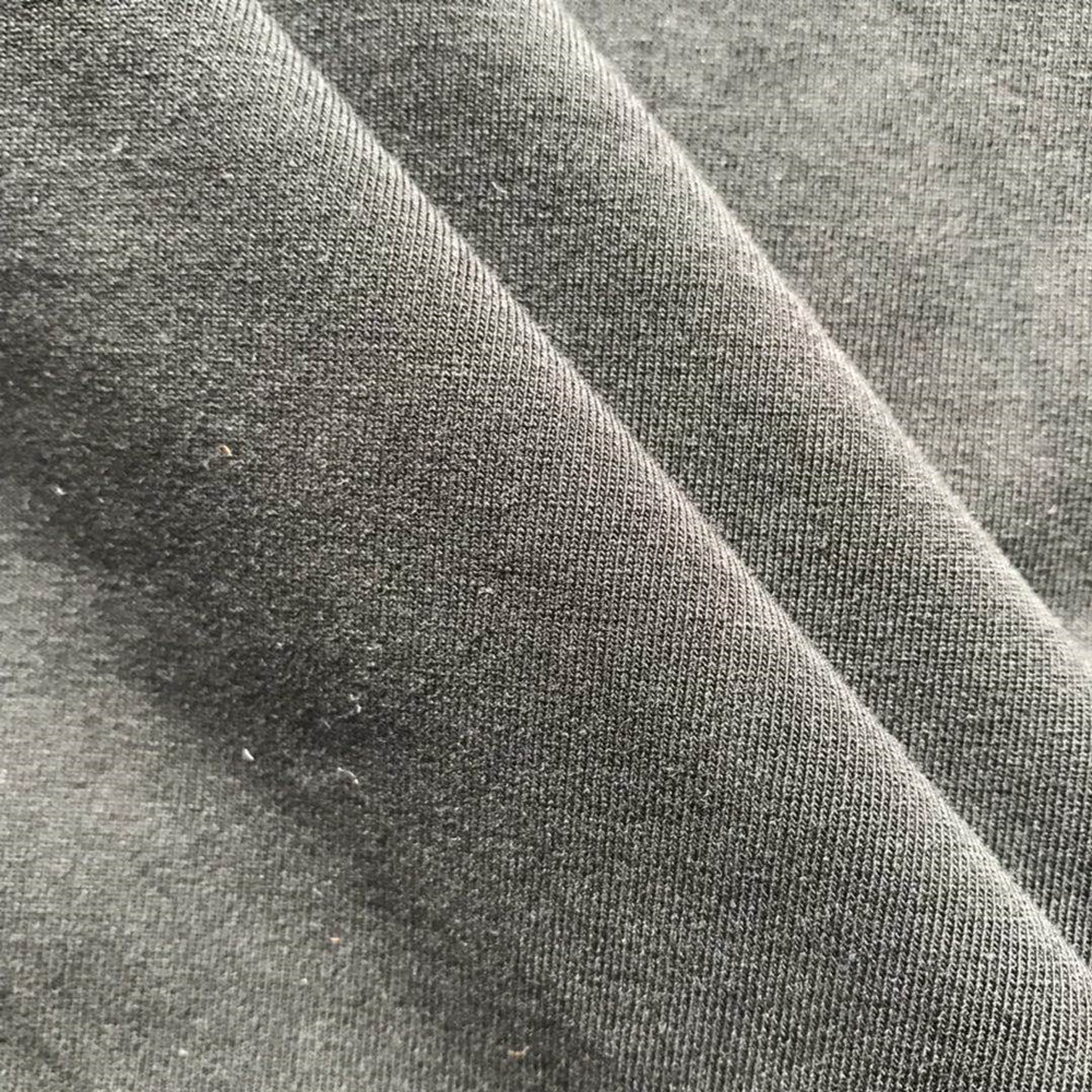 Supima Pima cotton elastane knitting fabric