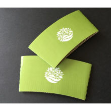 Taza de papel de pared individual de 8 oz Bolsas de café de 8 oz para vasos de papel de manga Vending8oz de 12oz y 16 oz