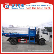 cheap price and very good used automatic loading garbage truck