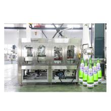 Glass Bottle Filling Sealing Packaging Machine