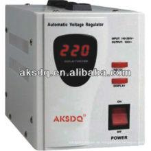 Digitaler automatischer Spannungsstabilisator 1000va