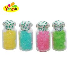 Candy Star Shape Hard Crystal Rock Sugar Candy in Wishing bottle