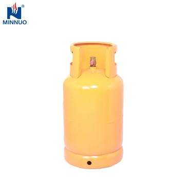 Gas-Stahlzylinder 12.5KG LPG, Gasbehälter