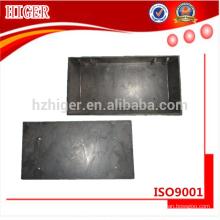boîte rectangulaire en aluminium / boîte de moulage sous pression en aluminium