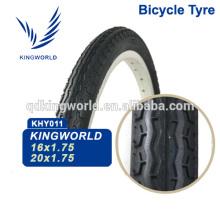Бесшовные 16 * 1,75 дорожных велосипедов шин