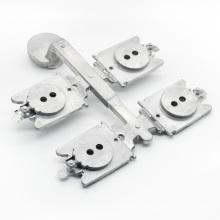 Competitive price custom aluminum die casting housing service zinc alloy parts maker