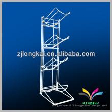 Venda de Fábrica de Alta Qualidade Soldadas 4 camadas de fio de metal branco 5 galões de garrafas de água