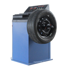 Car wheel balancing machine / wheel balancer