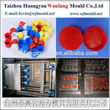 plastic cap injection mould for glass bottle