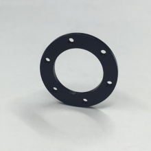 Custom CNC Machining Black Anodized Aluminum Spacers