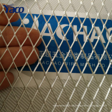 Anping Hengshui 0,3 mm-3 mm Dicke Diamant Streckmetall Mesh