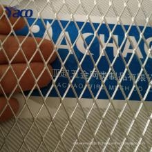 Anping Hengshui 0.3mm-3mm diamant d'épaisseur a augmenté la maille en métal