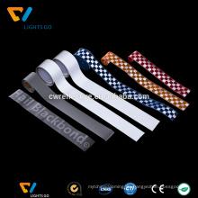 PVC-reflektierendes Band / reflektierendes PVC-Band / reflektierendes PVC-Blatt