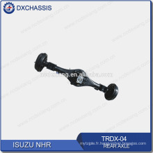 Véritable essieu de camion NHR TRDX-04