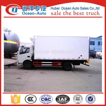 DFAC 4x2 3ton refrigerated van and truck in dubai