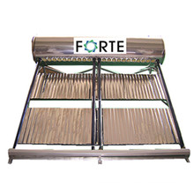 Fashionable Design Heat Pipe Direct Solar Water Heater