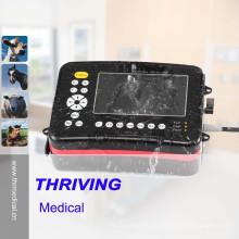 Wasserdichter tragbarer Veterinär-Ultraschall-Scanner