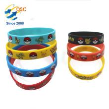 Pas cher enfants bracelet en silicone en gros