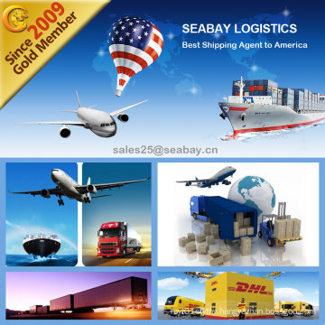 Sea Freight From Shanghai to Los Angeles, Ca
