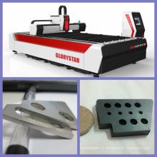 Machine de découpe au laser à fibre pour industrie métallurgique avec Ce