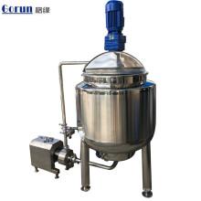 Mezclador de jabón líquido Detergente líquido Mezcla de tanque Champú Mezcla de tanque