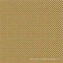 Высокое качество Персик печать ткани шерсть кашемир ткань (СЗ-063)