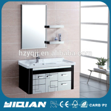 Mobilier de maison Meuble de rangement économique en acier inoxydable pour lavabo Meuble de lavabo en acier inoxydable à bas prix