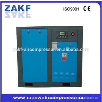 low cost machinery air compressor ZAKF screw air compressor