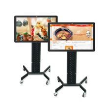 widescreen 32 inch IPS screen advertising display koisk tablets