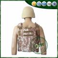 Modular Releasable Light weight plate armour carrier