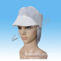 Disposable worker cap for female