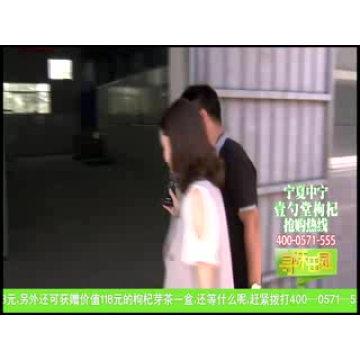 Le fabricant de Ningxia fournit le goji chinois