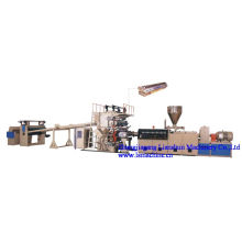 CE/SGS/ISO9001 Plastic Plate (Sheet) Production Line (SJSZ)