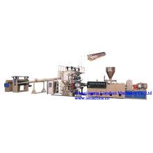 Линия по производству CE/SGS/ISO9001 пластиковые пластины (лист) (SJSZ)