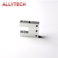 Precision Aluminum Machined Slide Base Machining Parts