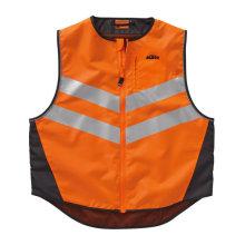 2016new Design Hi-VI Reflective Safety Vest with Zipper