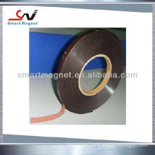 adhesive extrusion soft permanent rubber magnetic strip