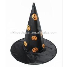 Популярные маскарадные реквизиты Хэллоуин-вечеринки мастера Тыквенные печатные шляпы