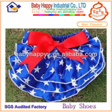 China Best Sale Star Patterns Girl baby bloomer