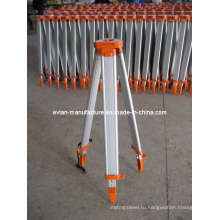 Алюминиевый геодезический штатив для автоматического уровня, теодолит, тахеометр (EV-L003)