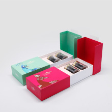 Custom cajas de regalos tea gift set tea box packaging with your logo