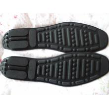 Sapatos de couro novo único lazer sapatos de motorista única sola de borracha (yx03)