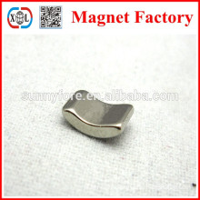 cheap price make customized shaped magnet