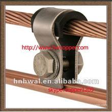 Верхняя контактная система электрифицированной железной дороги