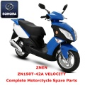 Ricambio completo Scooter ZELEN ZN150T-42A VELOCITY